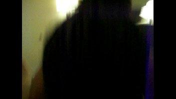 Negra gordinha safadona mamando piroca