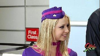 Mulheres gostosas transando no avião